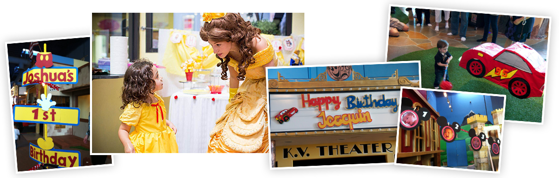 Kids Birthday Party And Event Venue San Diego